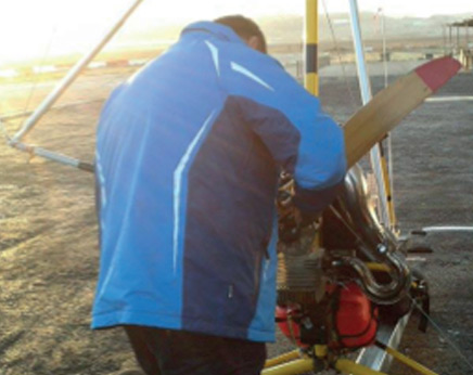 Microlight-Aircraft-Maintenance